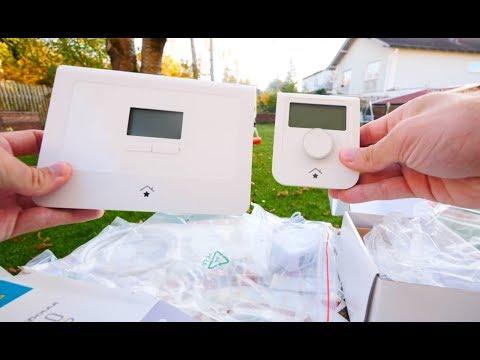 Innogy SE SmartHome Zentrale + Raumthermostat im Unboxing