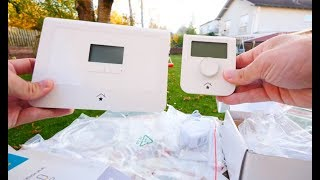 Innogy SE SmartHome Zentrale + Raumthermostat im Unboxing