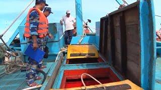 Tin Tức 24h: Bắt giữ và xử lý tàu buôn lậu dầu trên biển