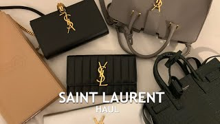 SAINT LAURENT Haul l 생로랑 가방 / …