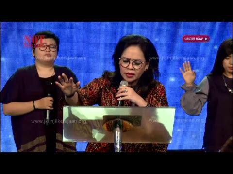 Pdt. Rony Daud Simeon - Kingdom Family - Kebaktian Minggu Sore 8 Juli 2018