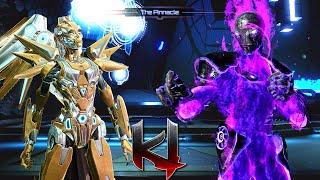 Killer Instinct ARIA Gameplay Footage - Online Match 25 - Xbox One - Season 2