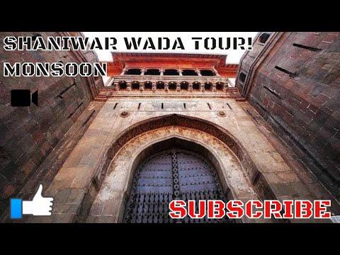 shaniwar wada Pune Maharashtra India historical | Dagdusheth ganesh |chef Abhishek|hornet 160r|
