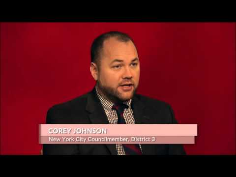 Eldridge & Co. - Corey Johnson, New York City Councilmember - District 3