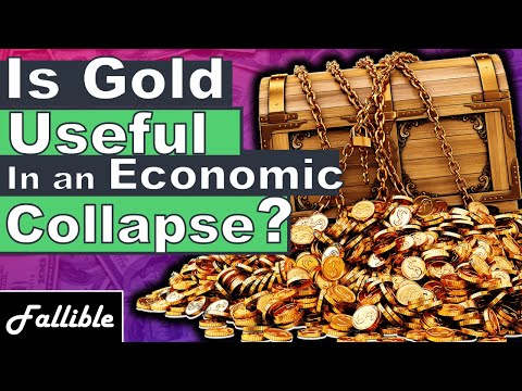Why Gold Is Useless & NOT A Good Hedge Against Hyperinflation