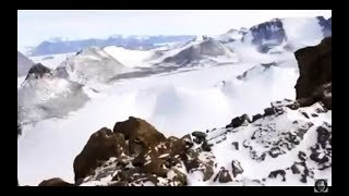 SHOCKING ENHANCED NASA FOOTAGE OF ALIENS AT THE SOUTH POLE