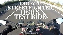 Ducati Streetfighter S 1098 | Test Ride Completo