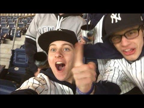 Yankees Fan Reaction - Twins 1 Yankees 14 - Live Yankee Stadium Reaction