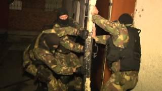 Штурм игровых заведений в Хабаровске