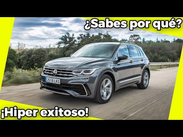 Volkswagen Tiguan 2021 | Prueba a fondo | Análisis y opinión