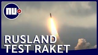 Rusland test raketten vanaf onderzeeërs op Noordpool
