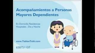 Cuidar Personas Mayores Dependientes Guipuzcoa Irun Hondarribia