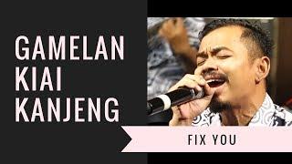 Gamelan Kiai Kanjeng - Fix You (Cover)