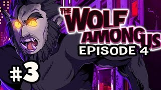 JERSEY DEVIL FIGHT - The Wolf Among Us Episode 4 IN SHEEP