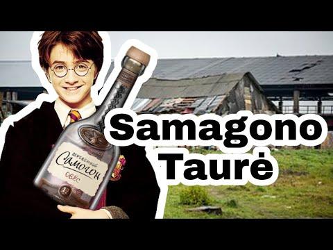 Haris Narkoteris Is Samagono Taure ( 10 SERIJA )