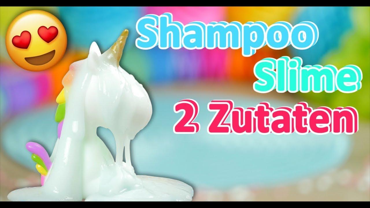 schleim aus 2 zutaten selber machen ohne kleber shampoo. Black Bedroom Furniture Sets. Home Design Ideas