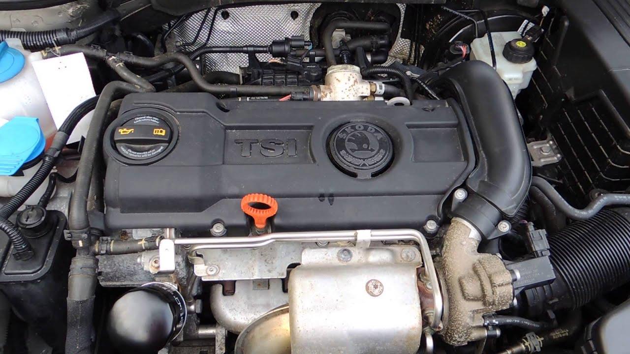 моторесурс двигателя шкода октавия 1.4