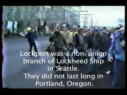 Portland, Oregon Shipyard Worker Solidarity v.2
