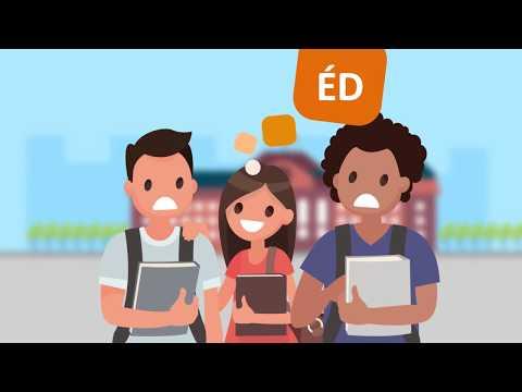 Vidéo Motion design réseaux sociaux Etude dirigée