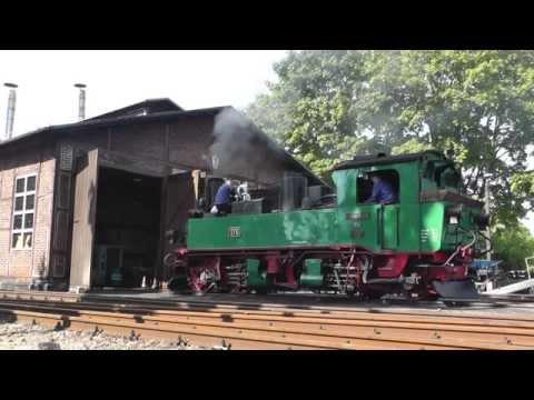 40 Jahre Traditionsbahn Radebeul - Teil 2