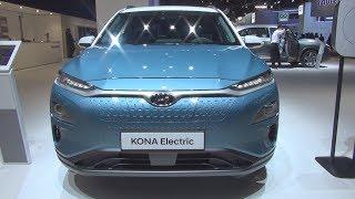Hyundai Kona Electric 64 kWh Executive (2019) Exterior and Interior
