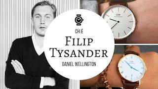 Daniel Wellington - Filip Tysander, il creatore