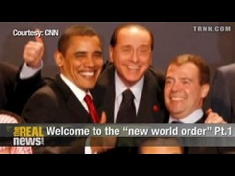Pepe Escobar: Welcome to another New World Order