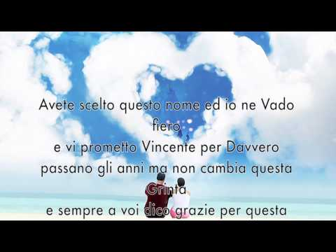 Olli Vincent - Grazie (Mamma e Papà) + Testo