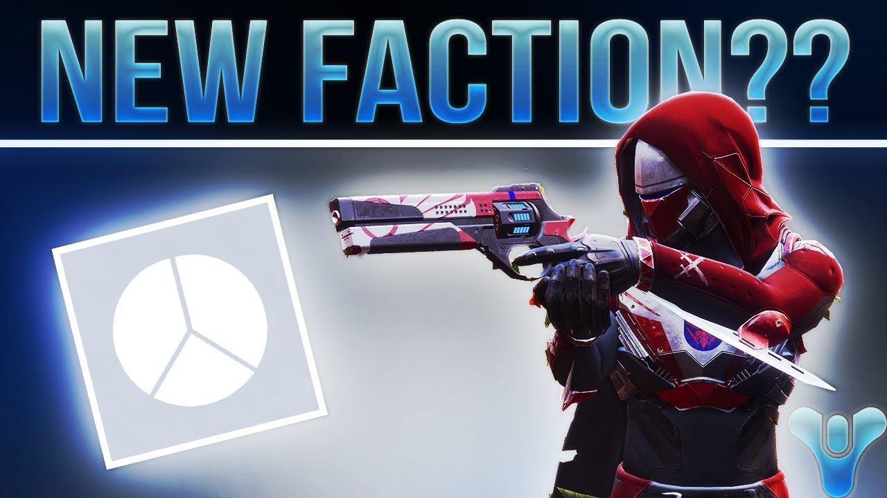 destiny 2 news new factionvanguard armor or even new