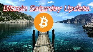 Bitcoin Saturday Update. Adjustments Have Been Made. Crypto Technical Analysis
