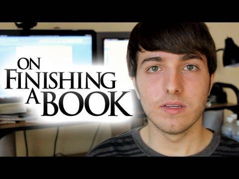 On Finishing A Book