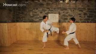 How to Do Multiple Strikes | Karate Lessons
