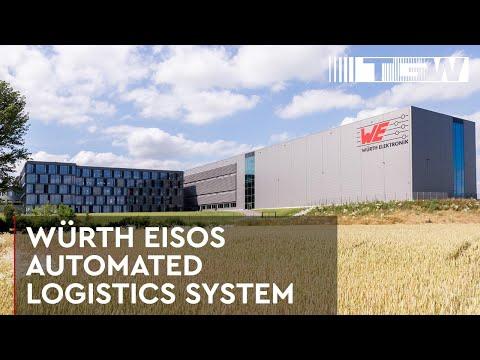 WÜRTH ELEKTRONIK eiSos - High-performance distribution