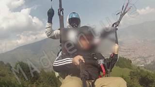 Parapente Medellin - Paragliding Medellin (Colombia)