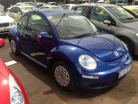 2008 VOLKSWAGEN BEETLE 2.0HIGHLINE A/T Auto For Sale On Auto Trader South Africa