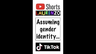 🏳️🌈being intersex & assuming gender identity #shorts #tiktok #lgbt #comedy🎉SUBSCRIBE TO MY CHANNEL👆