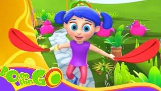 Bo Auf Der GO! 203    Bo und der Stickigen Sniffler    Cartoons für Kinder