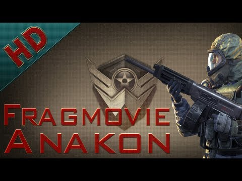 Warface - Anakon Fragmovie [MODELbER]