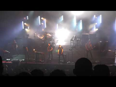 NIN w. Atticus Ross & Dave Navarro - Piggy (Nothing Can Stop Me Now) - Wiltern Theater, 9.10.09
