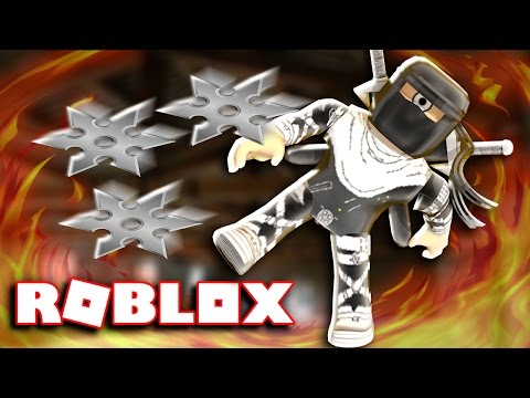 TRAINING TO BECOME THE BEST ROBLOX NINJA!