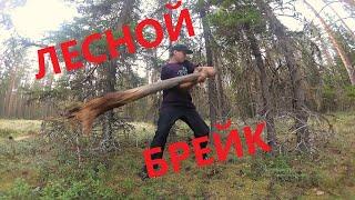 Брейк данс обучение  | Лесной брейк | Видео урок Break Dance