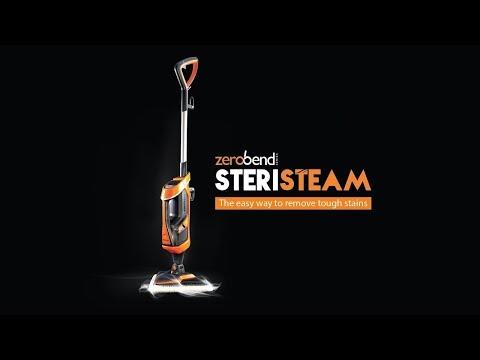 Euroclean Zerobend Steristeem - Clean from Steam
