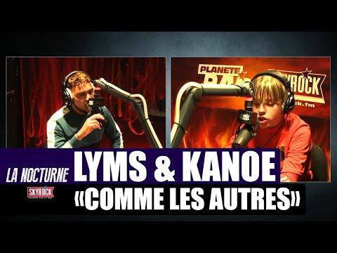 Youtube: Lyms & Kanoé«Comme les autres» #LaNocturne