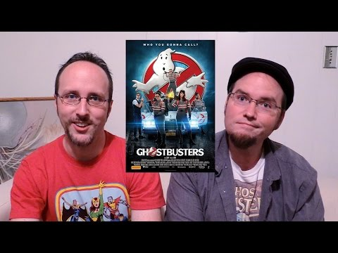 Ghostbusters 2016  Sibling Rivalry