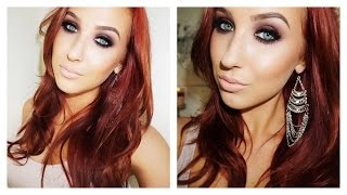Jennifer Lopez Golden Globe 2015 Inspired Makeup Tutorial Thumbnail