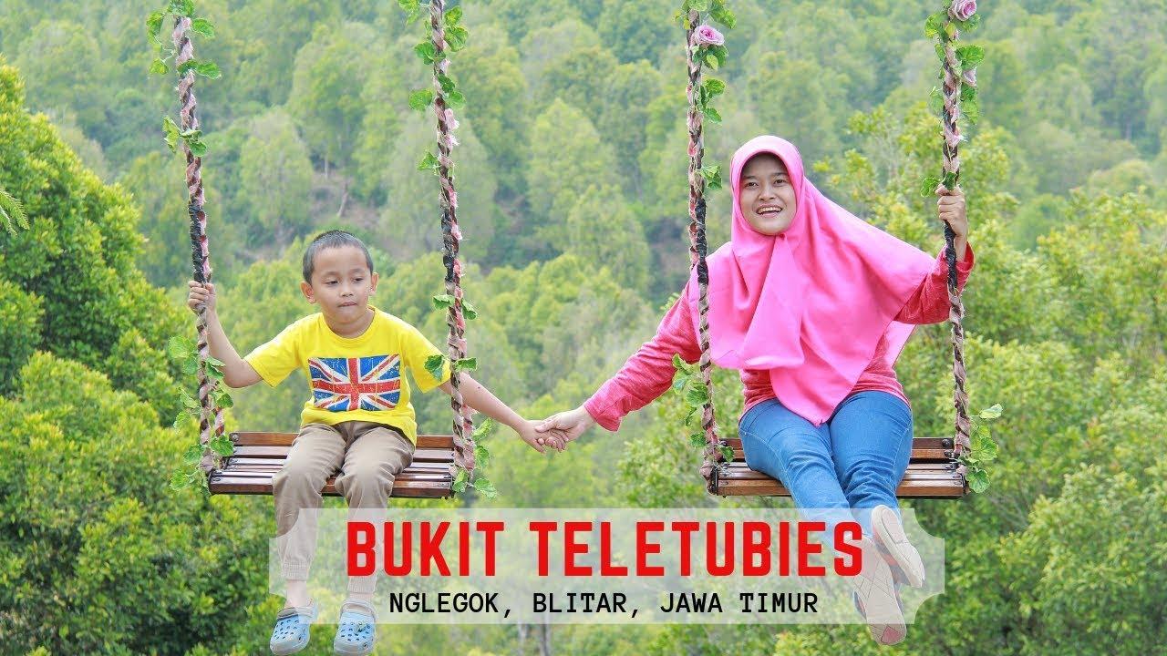 Keseruan Wisata Alam Hiking Dan Wisata Foto Di Bukit Teletubies Blitar
