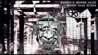 Ingen & Boris Noiz :: Rituals EP :: COMBAT34