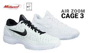Nike Zoom Cage 3 Tennis Shoe