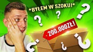 ZABAWKA ZA 200.000ZŁ! *SZOK*
