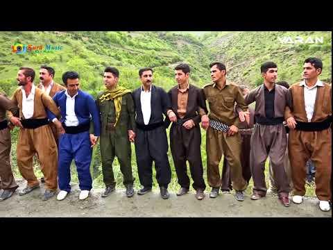 Newroz Zhan 2018 Hawraman Garyan & Halparke Part 9 نەورۆز ژان
